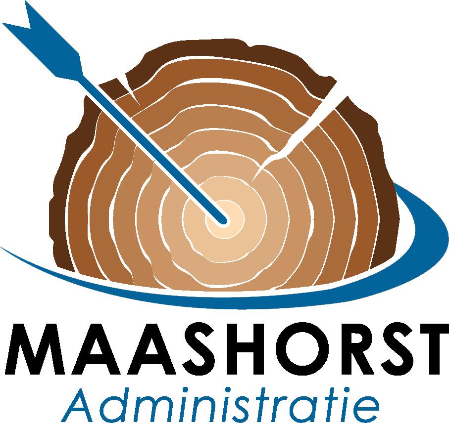 Logo Maashorst Administratie & advies
